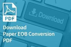MediStreams | Paper EOB Conversion